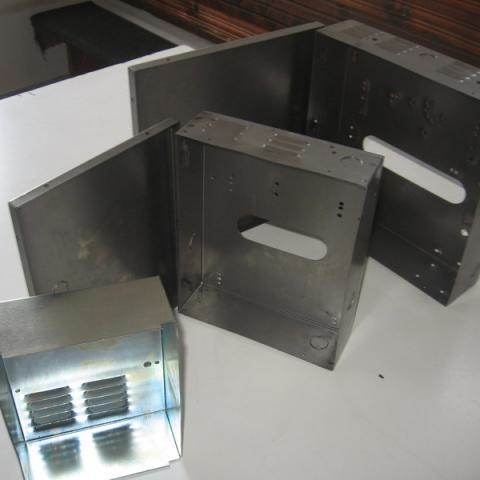 Metalne kutije za alarme