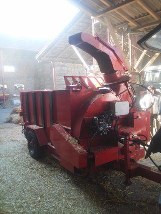 Poljoprivredne mašine za farme