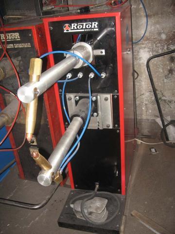 Mašine za elektrootporno zavarivanje