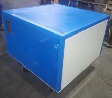 Sistem hlađenja (chiller) mašine za šavno zavarivanje